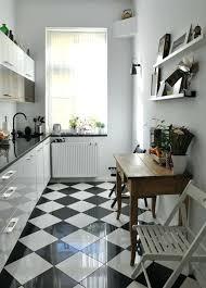 cuisine noir et blanc laqué cuisine noir bois gallery of cuisine blanc laque et bois meubles