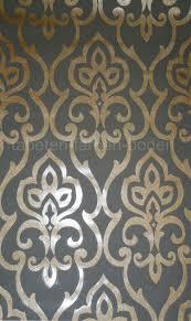 barbara becker kollektion becker vlies tapete barock braun home passion rasch 717051