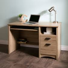 Sauder Graham Hill Computer Desk With Hutch Autumn Maple by South Shore Furniture Gascony Collection Small Desk Sumptuous