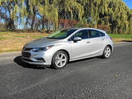 chevy cruze 2017 chevrolet cruze hatch opens up alternatives to compacts and