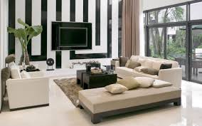 interior home design modern house design with black and white wall