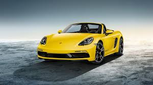 new porsche electric evs30 porsche cayman electric concept showcases turbo charging