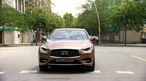 rose gold infiniti car infiniti qx30 and q30 u2013 let your style rise up youtube