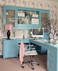 14 Feminine Home fice Design Ideas