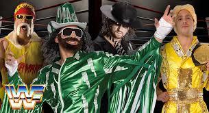 Wwe Costumes Halloween Nostalgic Costumes Millenials Costume Supercenter Blog