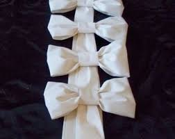pew decorations for weddings wedding pew bows etsy