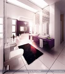 galley bathroom designs bathrooms design modern glamorous purple bathroom beautiful