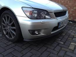 lexus is300 bhp my is200 mods so far pic heavy lexus is200 lexus is300