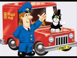 postman pat theme cartoon theme music