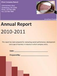 annual report template word annual report template e commercewordpress