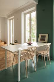 Design Apartment Chic Paris Apartment Offers Practical Small Space Ideas Curbed