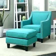 Accent Chairs And Ottomans Turquoise Accent Chair Target Accent Chair Image For Emery