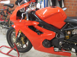 for sale 2006 triumph daytona 675 track bike canberrariders