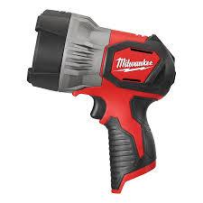 m12 trueview led spot light m12 sled milwaukee tools