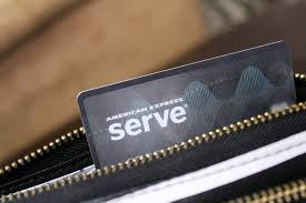 serve prepaid card shopping with american express serve back andrea bai