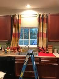 kitchen kitchen bath curtains thermal kitchen curtains cafe