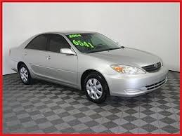2004 model toyota camry 2004 toyota camry for sale with photos carfax