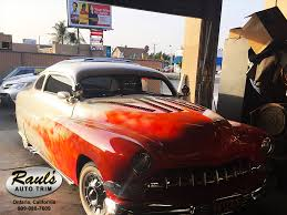 Muscle Car Upholstery Raul U0027s Auto Trim Inc Ontario California Inland Empire