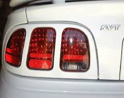 96 98 mustang tail lights 96 98 mustang right tail light assembly mrtaillight com online store