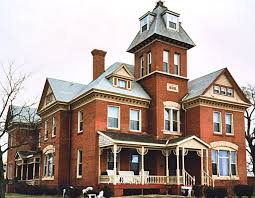 Queen Anne House Plans Historic 52 Best Illinois Historic Homes Images On Pinterest Historic
