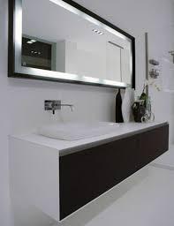 spiegelschränke für badezimmer spiegelschrank bad schwarz mit schiebetür inklusive glasablage und