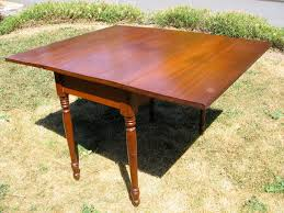 Cherry Drop Leaf Table Antique Cherry Drop Leaf Table U2014 Unique Hardscape Design Antique