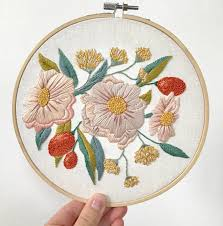 home patterns lark rising embroidery