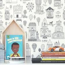 chambre enfant papier peint papier peint écologique intissé pour chambres d enfants et d adultes