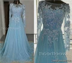 light blue long sleeve dress light blue long sleeve prom dress 2016 2017 b2b fashion dresses