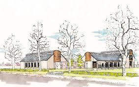 fergal mcgirl architects u2013 bohermeen village centre co meath