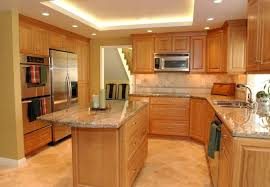 kitchen colors with cherry cabinets u2014 desjar interior