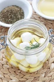 cuisiner les c es frais labné bi zayt boulettes de fromage frais à l huile d olive