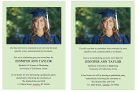 wedding invitation cards college graduation invitation templates
