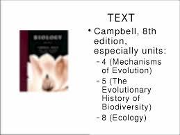 lecture 1 bild 3 organismic and evolutionary biology dr keefe