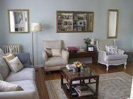 Two Sofa Living Room Interior Home Design