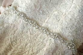 Wedding Sashes Crystal U0026 Pearl Bridal Boutique Vintage Wedding Dress Sash