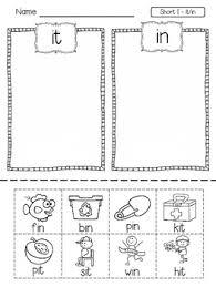 short vowel picture word sorts teacherspayteachers com free