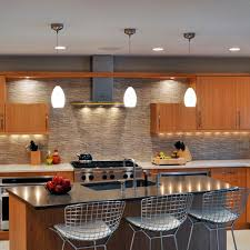 simple kitchen lighting interior design