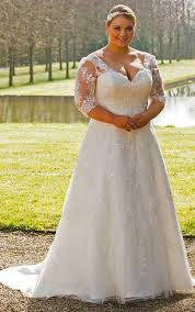 discount plus size wedding dresses plus size wedding dresses figured bridal gowns dressafford
