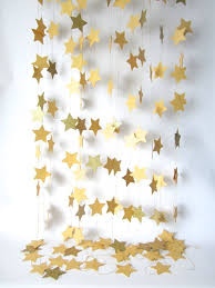 New Year Decorations With Paper by Best 25 Star Decorations Ideas On Pinterest Star Party Star