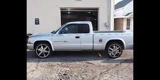 dodge dakota custom wheels gallery socal custom wheels