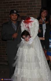 Bride Halloween Costume Decapitated Bride Halloween Costume