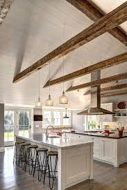 cottage style kitchen island best 25 vaulted ceiling kitchen ideas on vaulted