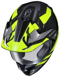hjc motocross helmet hjc ds x1 dual sport helmet news adventuremotorcycle com