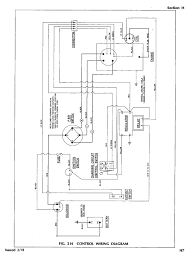 ez go golf cart battery wiring diagram for