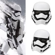 halloween masquerade mask star wars led stormtrooper darth vader mask helmet halloween
