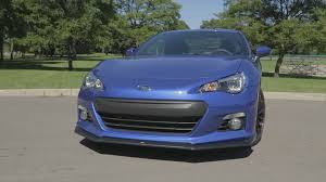 blue subaru 2017 2017 subaru brz gets more power optional performance pack autoblog