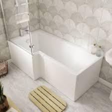 wickes bathrooms uk wickes l shaped front bath panel 1500 mm wickes co uk
