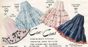 how to make a petticoat 1950s petticoat history shop 50s petticoats