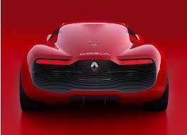 renault supercar renault dezir concept preview